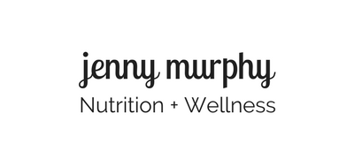 Jenny Murphy | Nutrition + Wellness